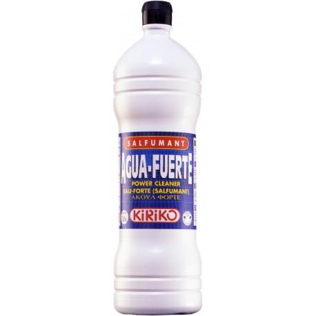 "Agua Fuerte - Salfumán ""Kiriko"""