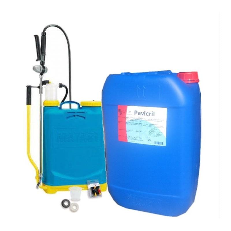 Resina al agua para hormigon impreso materiales de for Resina para hormigon
