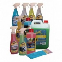 Pack Completo Limpieza Coches