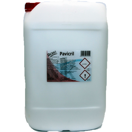Resin Pavicril water - 25L