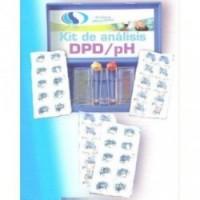 Estuche Kit Análisis DPD / pH