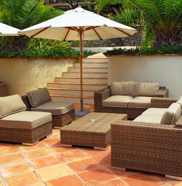 Como limpiar baldosas terraza blog consejos de limpieza - Como limpiar suelos de gres ...